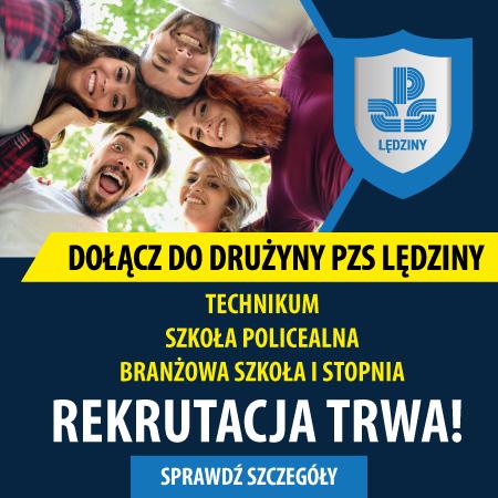 PZS Lędziny - Rekrutacja